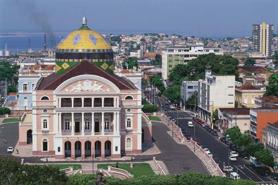 Manaus | Traveling is a Lifestyle